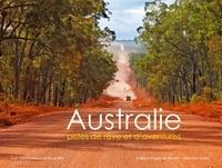 Jean Charbonneau - Australie - Pistes de rêves et d'aventures.