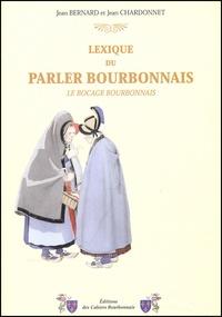 Jean Chardonnet et Jean Bernard - .