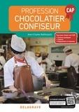 Jean-Charles Balthazard - Profession chocolatier-confiseur CAP - Manuel élève.