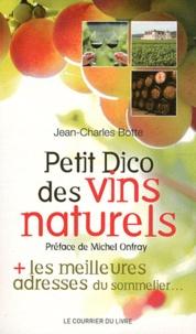 Deedr.fr Petit dico des vins naturels Image