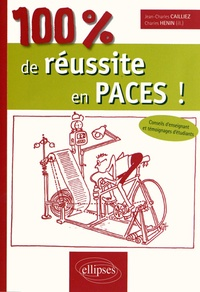 Jean-Charles Cailliez - 100% de réussite en PACES !.