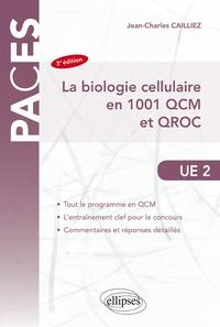 Deedr.fr La biologie cellulaire en 1001 QCM et QROC Image