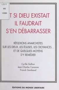 Jean-Charles Canonne et Cyrille Gallion - Contributions pour une nouvelle lutte contre le fait religieux.