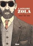 Jean-Charles Chapuzet et Vincent Gravé - L'affaire Zola.