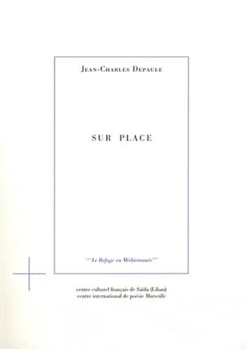 Jean-Charles Depaule - Sur place.