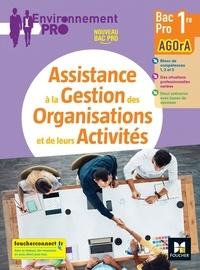 Jean-Charles Diry et Fabien Guirao - Assistance à la gestion des organisations et de leurs activités 1re Bac Pro AGOrA.