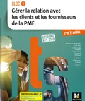Jean-Charles Diry - BTS GPME 1re et 2e années - Gérer la relation avec les clients et les fournisseurs de la PME.