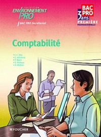 Jean-Charles Diry et Catherine Joliclercq - Comptabilité.