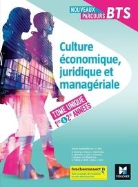 Jean-Charles Diry - Culture économique, juridique et managériale BTS 1re et 2e années Nouveaux Parcours - Livre élève.