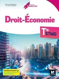 Jean-Charles Diry et Régine Aidemoy - Droit-Economie Tle STMG.