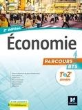 Jean-Charles Diry - Economie BTS 1re et 2e année - Manuel de l'élève.