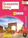 Jean-Charles Diry et Marie-Madeleine Piroche - Economie-Droit  2de Bac Pro.
