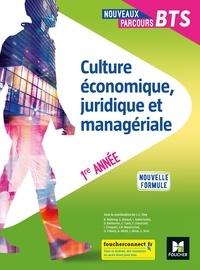 Jean-Charles Diry et Régine Aidemoy - Nouveaux Parcours - CEJM BTS 1re année - Éd 2020 - Livre élève.