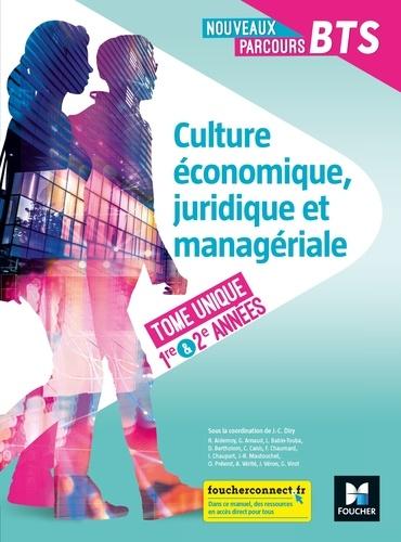 Jean-Charles Diry et Régine Aidemoy - Nouveaux Parcours - CEJM Tome unique BTS 1re et 2e années - Éd 2020 - Manuel PDF.