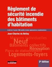 Deedr.fr Règlement de sécurité incendie des bâtiments d'habitation - Arrêté du 31 janvier 1986 modifié Image