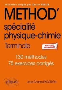 Jean-Charles Excoffon - Spécialité Physique-Chimie Tle.