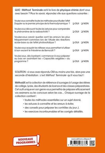 Spécialité Physique-Chimie Tle  Edition 2020