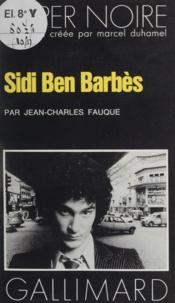 Jean-Charles Fauque - Sidi Ben Barbès.
