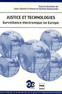Alixetmika.fr Justice et technologies - Surveillance électronique en Europe Image