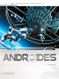 Jean-Charles Gaudin - Androïdes T08 - Odissey.