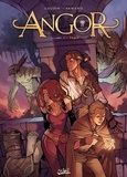 Jean-Charles Gaudin et Dimitri Armand - Angor Tome 1 : Fugue.