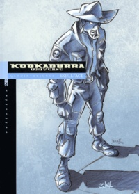 Jean-Charles Gaudin et  Brionès - Kookaburra Universe Tome 4 : Skullface.