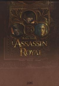 Jean-Charles Gaudin et Christophe Picaud - L'Assassin royal  : Coffret 3 volumes : Tome 1, Le Bâtard ; Tome 2, L'Art ; Tome 3, Kettricken.