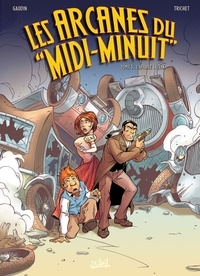 Jean-Charles Gaudin - Les Arcanes du Midi-Minuit T05 : L'affaire Sylvak.
