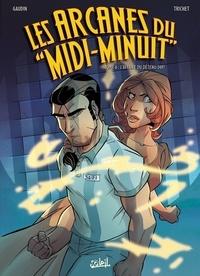 Jean-Charles Gaudin - Les Arcanes du Midi-Minuit T06 : L'affaire du détenu 3491.