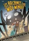 Jean-Charles Gaudin - Les Arcanes du Midi-Minuit T10 : L'affaire Marnie.