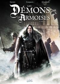 Jean-Charles Gaudin et Jean-Luc Clerjeaud - Les démons d'Armoises Tome 1 : Prelati.
