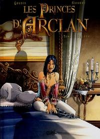 Jean-Charles Gaudin et  Sieurac - Les Princes d'Arclan Tome 2 : Sylène.
