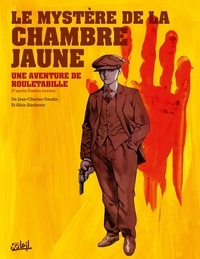 Jean-Charles Gaudin - Une aventure de Rouletabille  : Le Mystère de la chambre jaune.