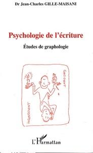 Psychologie de lécriture - Etudes de graphologie.pdf
