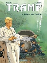Jean-Charles Kraehn et Patrick Jusseaume - Tramp Tome 9 : Le Trésor du Tonkin.