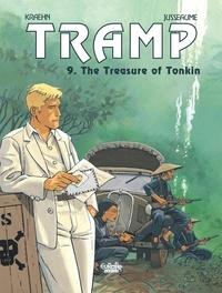 Téléchargez Google Books sur ipad Tramp - Volume 9 - The Treasure of Tonkin par Jean-Charles Kraehn, Patrick Jusseaume 9791032810033
