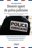 Jean-Charles Maurat - Devenir agent de police judiciaire.