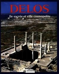 Jean-Charles Moretti et  Collectif - DELOS. - Ile sacrée et ville cosmopolite.