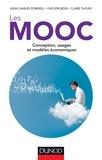 Jean-Charles Pomerol et Yves Epelboin - Les MOOC - Conception, usages et modèles économiques.