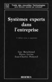 Jean-Charles Pomerol - Systèmes experts dans l'entreprise (3ème édition revue & augmentée) (coll. Traité des nouvelles technologies Série Décision assistée par ordinateur).