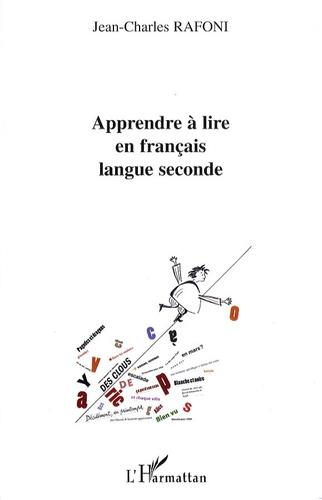 Apprendre A Lire En Francais Langue Seconde