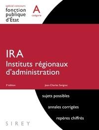 Jean-Charles Savignac - IRA instituts regionaux d'administration.