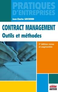 Jean-Charles Savornin - Contract management - Outils et méthodes.