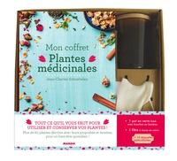 Téléchargez des livres epub gratuits pour ipad Mon coffret Plantes médicinales  - Avec 1 pot en verre fumé : bouchon en bambou et 1 filtre à tisane en coton + 15 étiquettes autocollantes CHM ePub MOBI par Jean-Charles Schnebelen 9782317019814