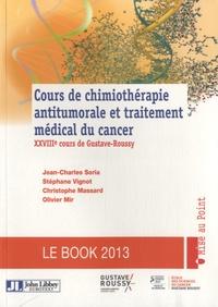Cours de chimiothérapie antitumorale et traitement médical du cancer - Le book 2013.pdf