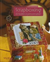 Deedr.fr Scrapboxing - 22 boîtes à personnaliser Image