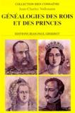 Jean-Charles Volkmann - Généalogie des rois et des princes d'Europe.