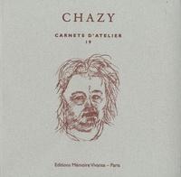 Jean Chazy - Les carnets d'atelier du sculpteur Jean Chazy.