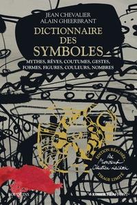 Ebook pour télécharger gratuitement kindle Dictionnaire des symboles  - Mythes, rêves, coutumes, gestes, formes, figures, couleurs, nombres (Litterature Francaise)