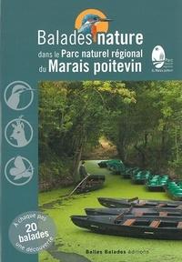 Jean Chevallier - Balades nature dans le Parc naturel régional du Marais poitevin.